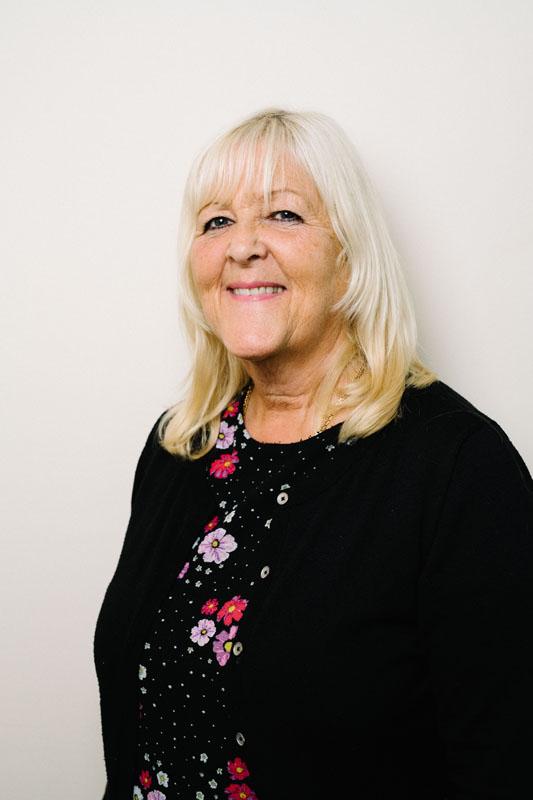 Mrs Terry Brooker